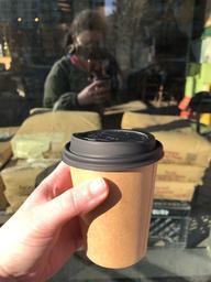 Un café (et un cannelé) pour finir la journée 🙌🏻