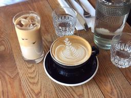 bon café, bonne nourriture!
