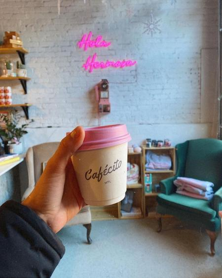 Cover of Cafes to visit for a nice coffee crawl in the Old Montreal