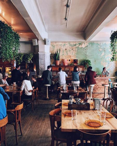 Cover of 10 awesome cafes for a brunch in Downtown Montreal