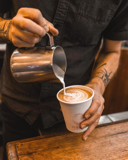 Cover of Cafes where you can sip a delicious Pumpkin Spice Latte in Montreal