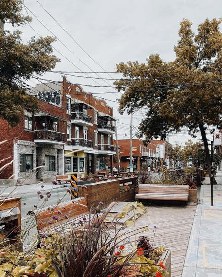 Cover of 5 must-see cafes in the beautiful Villeray neighborhood