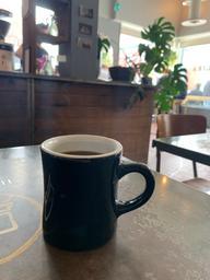The coffee is J U I C Y baby 🕺🏻