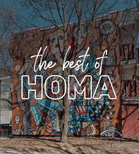 Cover of The best of HOMA