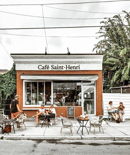 Cover of 6 charming cafes to discover in Montreal's Little Italy