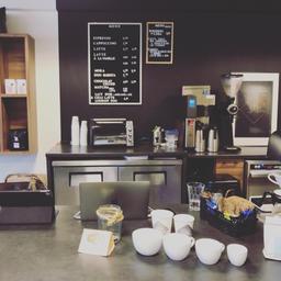 Belle découverte caféinée à Québec! 🖤☕️