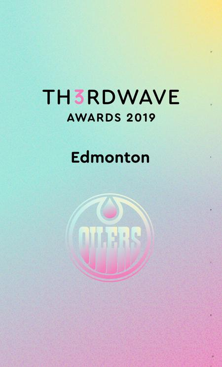 Cover of Th3rdwave Awards 2019 • Edmonton
