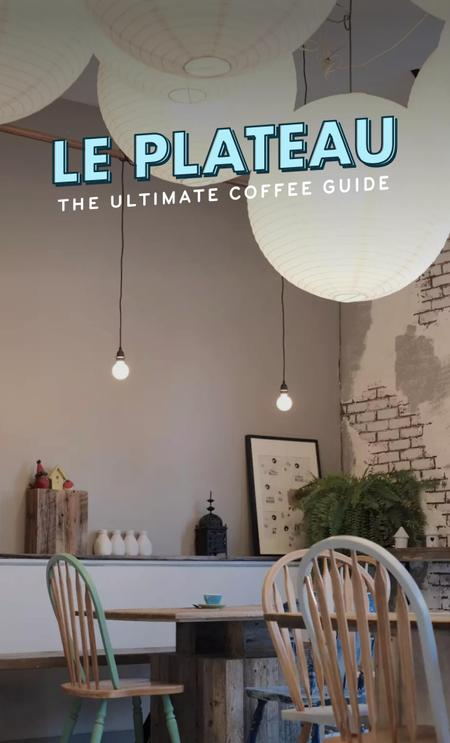 Cover of The Ultimate Coffee Guide for the Plateau