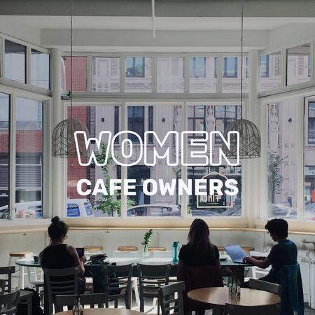 Cover of Women Cafe Owners