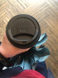 La pluie ne ne me prendra pas mon cappuccino!!