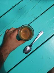 Bon espresso double! ❤️🌈