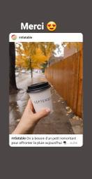 Très bon café !