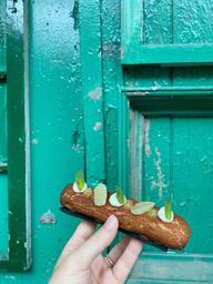 Excellent éclair lime-concombre-menthe 🌿👌🏻
