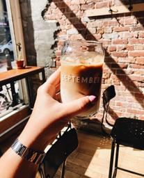 Best iced lattes and pancakes in Montreal!
