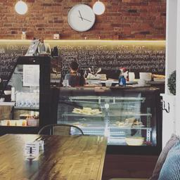 Picture at Eugene Café