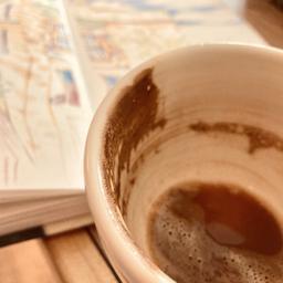 Très bon cappuccino lait noisette!