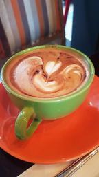 Déjeuner décadent avec un bon café!!!!