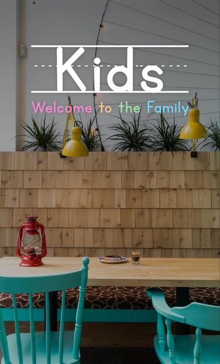Cover of Kids-Friendly Coffee Shops 🐣