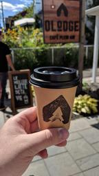 Amazing coffee in St-Sauveur. The owner are really nice people