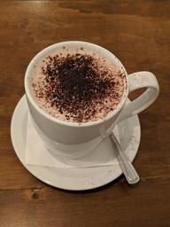 Un bon chocolat chaud ❤️