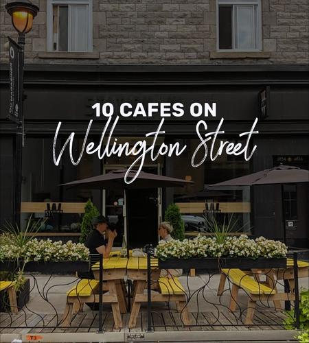 Cover of 10 cafes where you can grab a coffee on Wellington Street in Verdun