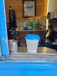 A must stop café before Mont royal park !!!