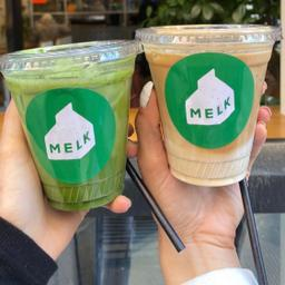 Are you a matcha or coffee person?🍵☕️