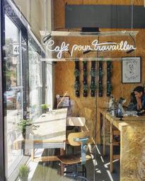 Café pour travailler 🔝✔