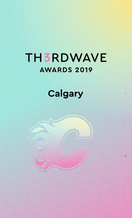 Cover of Th3rdwave Awards 2019 • Calgary