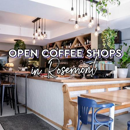 Cover of Coffee shops open for takeout in Rosemont–La Petite-Patrie