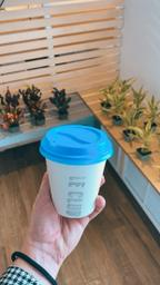 Une nouvelle plante et un bon latte! ☕️❤️