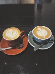 Lovely ❤️ by far mon latté préféré de montréal