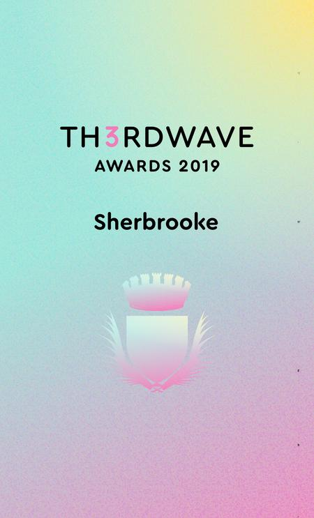 Cover of Th3rdwave Awards 2019 • Sherbrooke