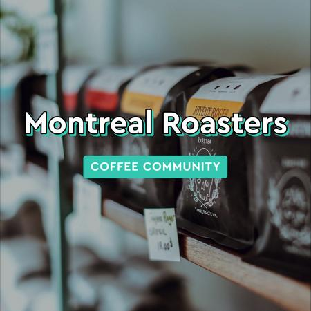 Cover of Montreal Roasters