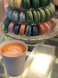Yummy cappuccino au Momo