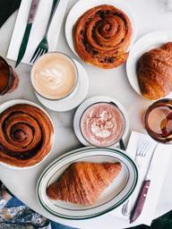 Un petit déjeuner parfait ❤️