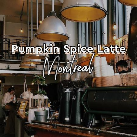 Cover of 35 coffee shops where you can get a pumpkin spice latte