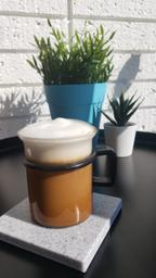 Délicieux cappuccino! 😍☕️