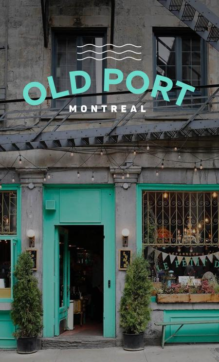 Cover of Best Coffee shops in the Old Port of Montreal