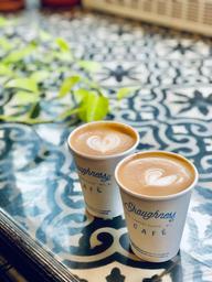 Deux très bon cappuccino assez corsé