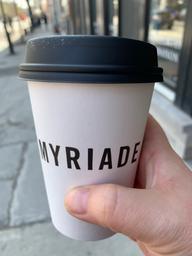 Un latte bien crémeux. 😍