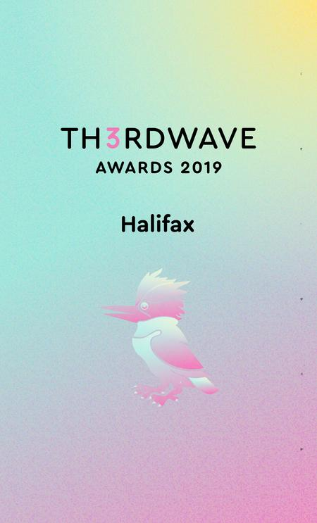 Cover of Th3rdwave Awards 2019 • Halifax