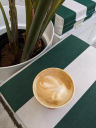 Out of this world dirty chaï latte.
