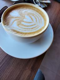 Mon latté était vraiment exceptionnel 🤩 j'en est même pris un deuxième