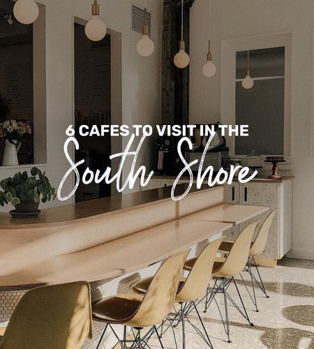 Cover of 6 cafes to visit in the South Shore of Montreal