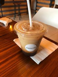 Iced latte ☕️