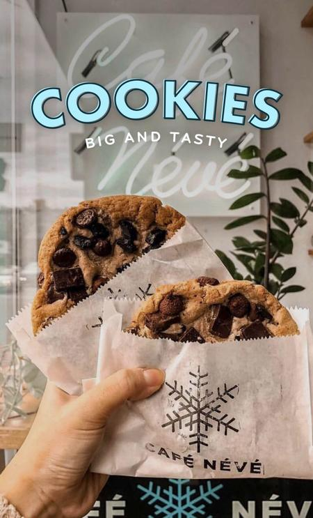 Cover of The Best Cookies