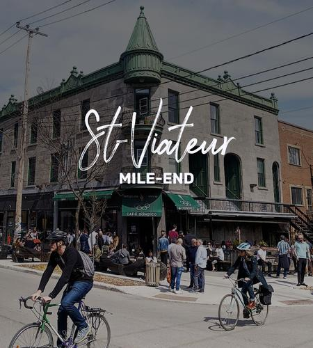 Cover of 5 cafes you can go to on your next walk on St-Viateur