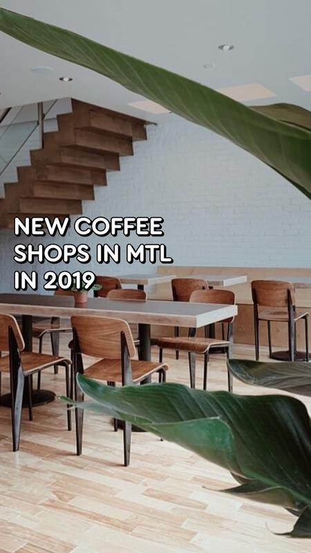 Cover of 32 New Coffee Shops in Mtl