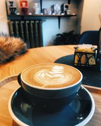Best coffee shop in town.